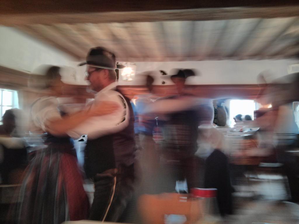 Tanzmusik im Gaisrieglhof