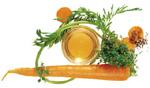 Karottensalat mit Kresse