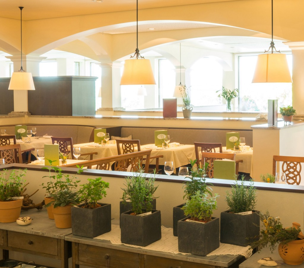 Restaurant der Heiltherme Bad Waltersdorf