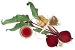 Salat von Roten Rüben