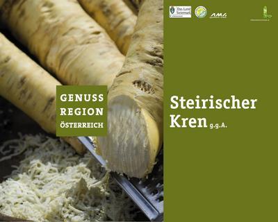 Genuss Region Österreich: Steirischer Kren