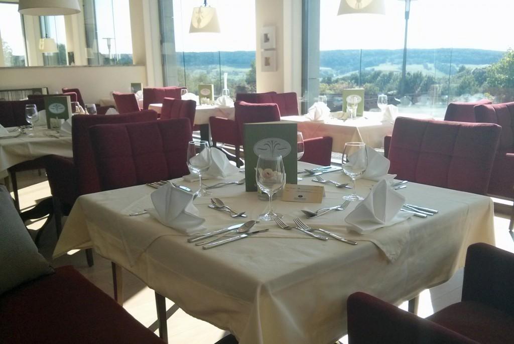 Sonnenrestaurant neu in der Heiltherme Bad Waltersdorf